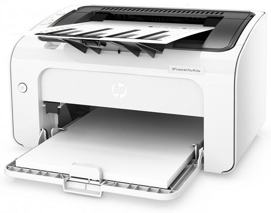 HP LaserJet Pro M12w